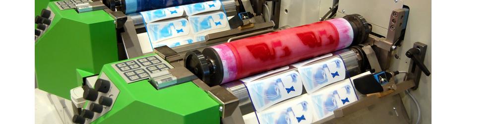 flexographic label printing